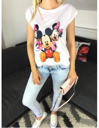 Tričko dámske Minnie and Mickey