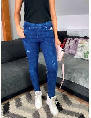 Dámske elegantné nohavice