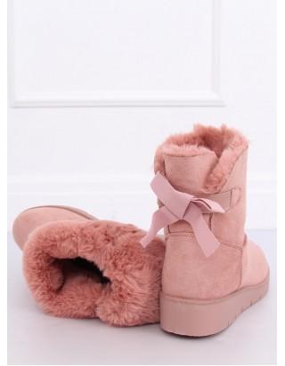 Ružové snehule