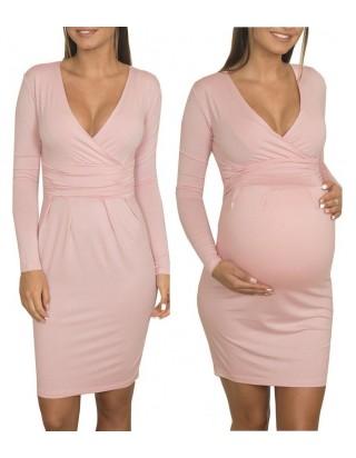 7e667df87 Timmyoblečko - Krásne pohodlné štýlové šaty ružové