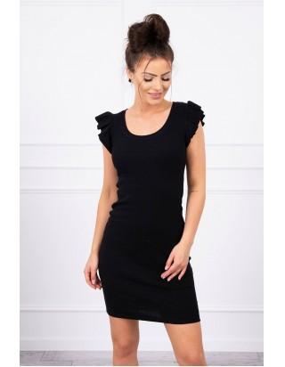 Letné šaty čierne
