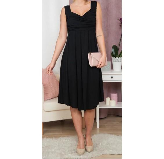 130178583f10 Timmyoblečko - krásne šaty čierne
