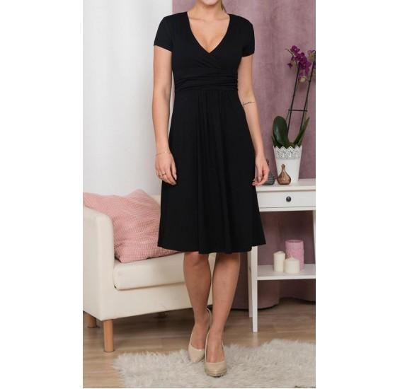 šaty sub čierne 2