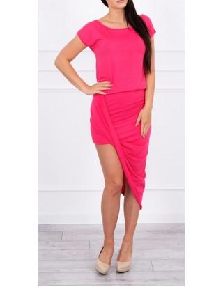 cb8bd5c61d Krásne jednofarebné elegantné šaty. 16.99 €. Akcia. Štýlové šaty ružové
