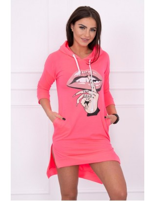 8c49d82ce368 Timmyoblečko - Moderné štýlové šaty cyklamenové