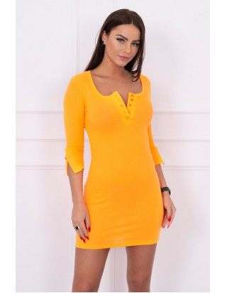 4a861a7e7e Moderné elegantné šaty s výstrihom