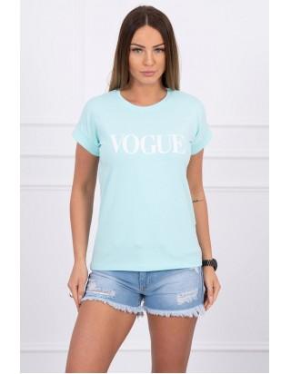 Dámske tričko s nápisom