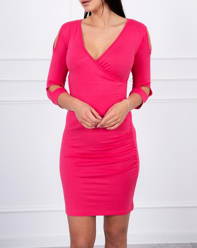 e52411c15 Timmyoblečko - Ružové šaty