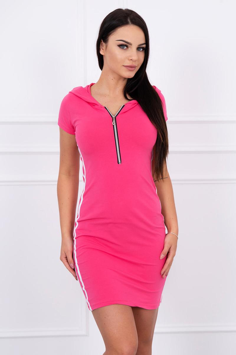 590526249f58 Timmyoblečko - Športové šaty tmavoružové