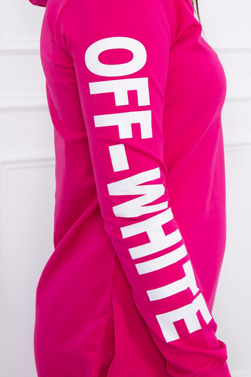 1ec49a682568 Moderné štýlové šaty cyklamenové