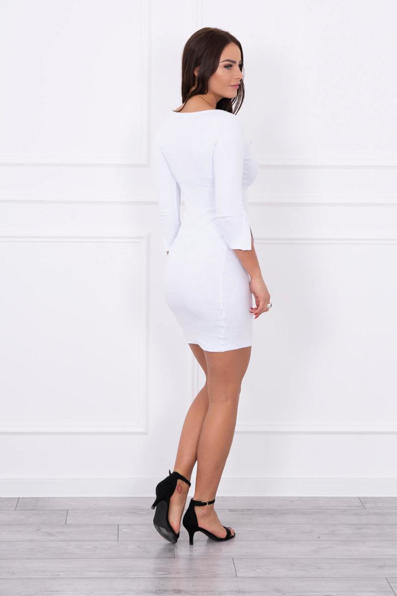 d8020cfd4 Timmyoblečko - Biele krásne elegantné šaty