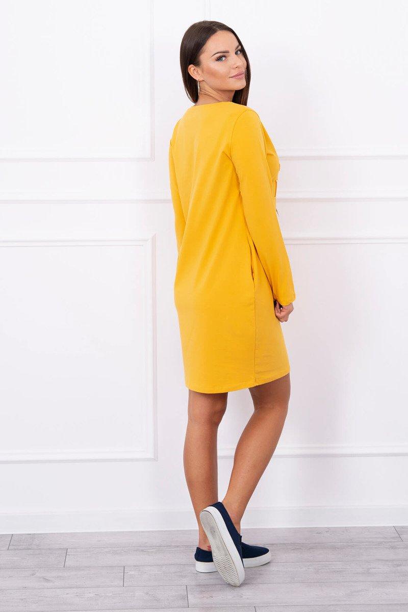 fe081f7a676b Krásne štýlové šaty s vreckami Krásne štýlové šaty s vreckami ...